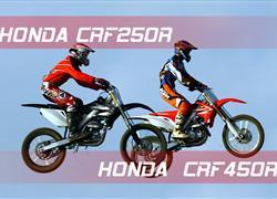 Honda CRF 250R a450R