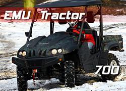 EMU Tractor 700