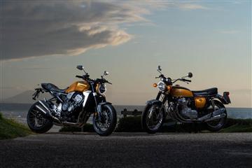 50 let řadových čtyřválců Honda