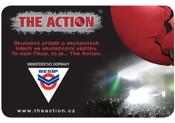 The Action oslovuje mladé řidiče!