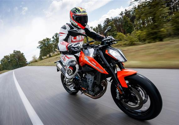 VIDEO: KTM 790 Duke alias Posel budoucnosti