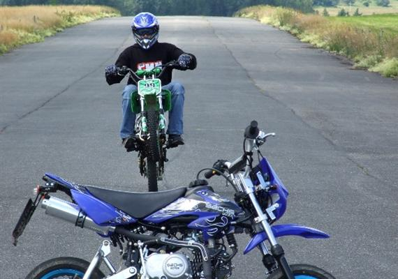 Pitbikes power!