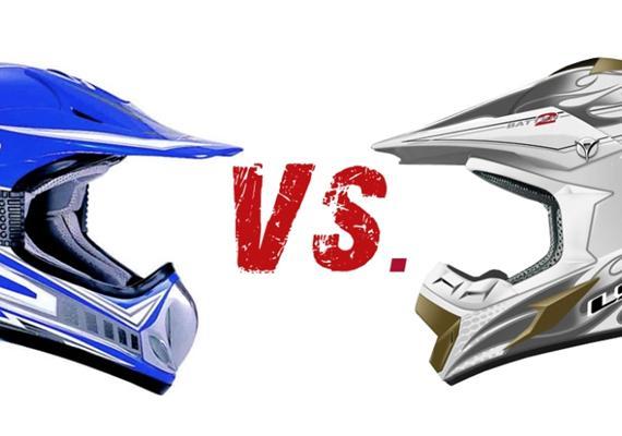 Test: dvě levné helmy -Worker V330 vs. LS2 Batten 2