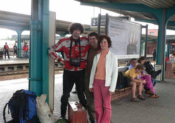 Expedice CZ 2009 -Jižní Amerika -díl první