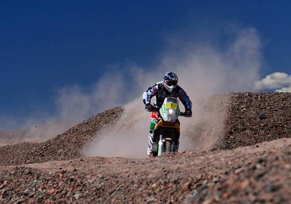 Rally Dakar -12. etapa