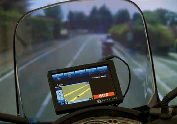 Projekt EU Saferider má zvýšit bezpečnost provozu