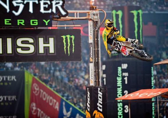 AMA Supercross -San Diego