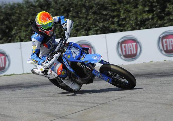 GP Itálie -Busca