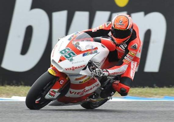 Estoril -kvalifikace Moto2 a125 cm3