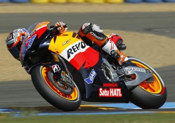 Le Mans -kvalifikace MotoGP