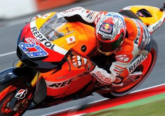 Silverstone -závod MotoGP