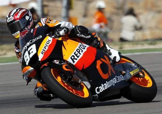 Aragón -závod Moto2