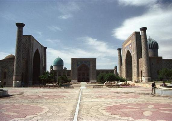 Uzbekistán –země přívětivých lidí