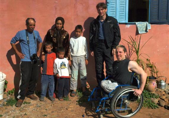 Sidecar Ride 2008 Maroco (3)