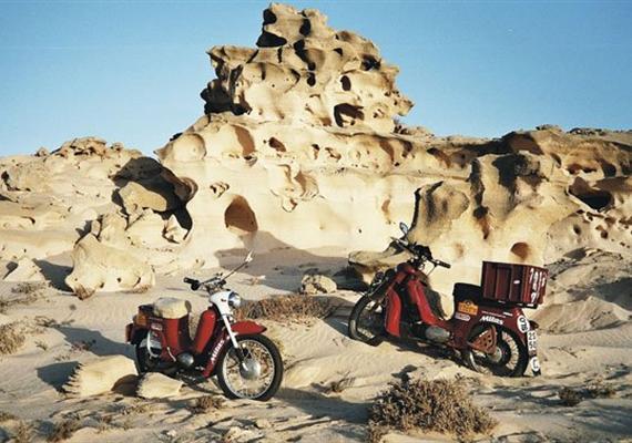 Na Pionýrech do Dakaru