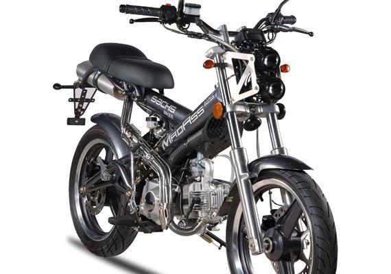 Kolo, nebo motocykl?