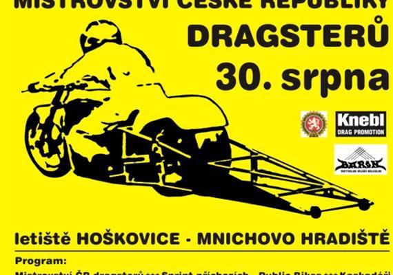Dragstery ukončí sezonu vHoškovicích