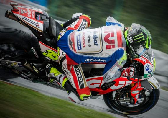 Brněnská Moto GP 2016 obrazem