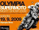 Olympia přivítá závody supermoto