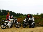 Ducati Monster 696 vs. Suzuki Gladius -jak to vidí holky?