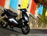 Yuki RMC 125 -černý pony