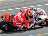 Le Mans -páteční tréninky 125 cm3 +Moto2