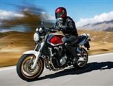 Honda CB1300 se umí chovat ipo letech