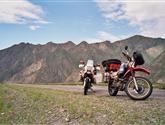Reportáž psaná na motorce
