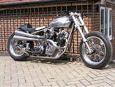 Desmo Harley aneb americko-italská fúze podle Chrise Barbera
