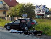 Sebevražední motorkáři?