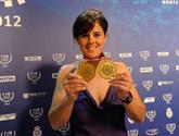 Laia Sanz -žena roku 2012