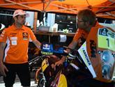 Lopez musel před poslední etapou vyměnit motor