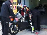 Testy tříd Moto2 aMoto3 ve Španělsku