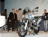 Nová Moto Guzzi na podzim
