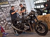 Výstava Motocykl aBohemian Custom Bike 2016 jede na plné obrátky
