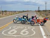 VIDEO: Route 66 na Pinckách aněco zgaráže