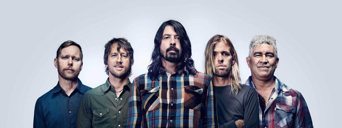 Foo Fighters představují nové EP!