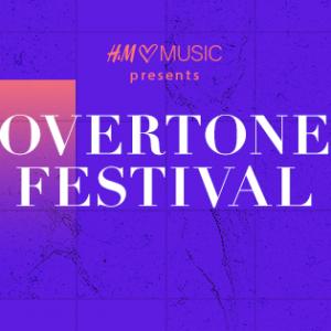 Kdo vystoupí na podzimním Overtone Festivalu? Známe kompletní line-up