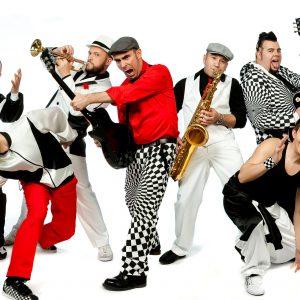 Dvacetiny Lucerna Music Baru můžete oslavit třeba i se skupinou Polemic