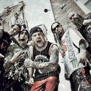Five Finger Death Punch na Rock for People 2016!