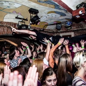 Studenti oslaví konec pololetí společně na klubové akci!