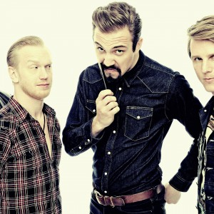 ROYAL REPUBLIC na Rock for People 2016!