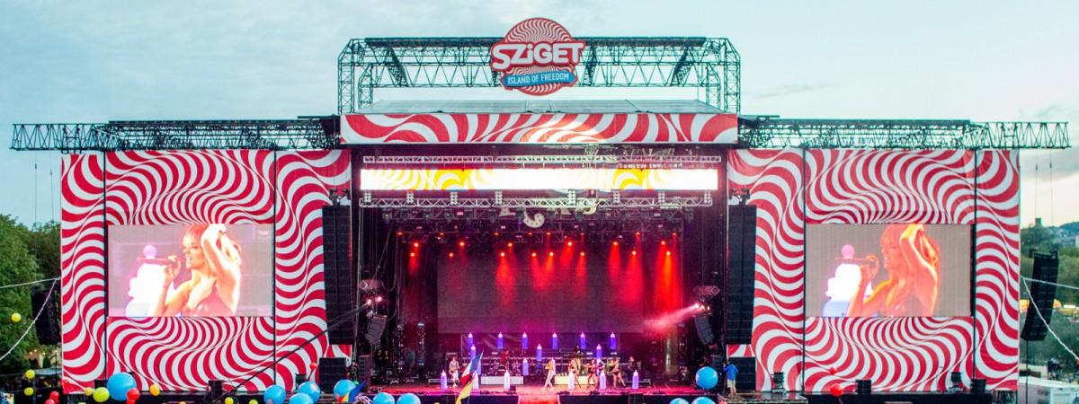 Sziget Festival 2016 hlásí první jména!