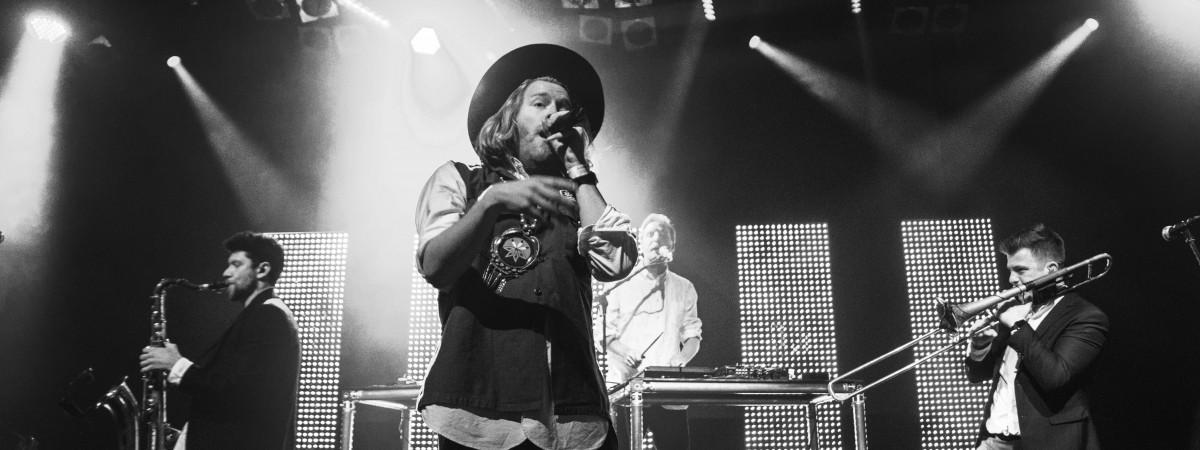 Movits!, Praha, Lucerna Music Bar, 10.2.2016