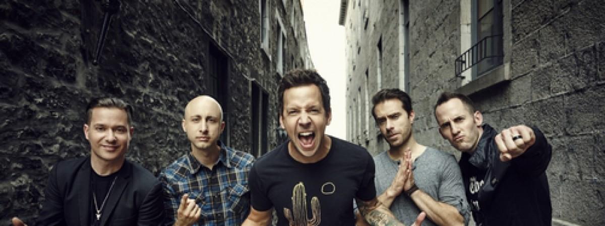 Simple Plan v Praze již tuto sobotu. Zbývají poslední vstupenky!