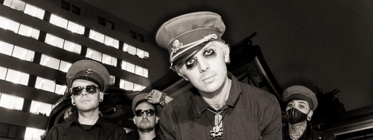 Dva koncerty brněnských dark punkerů BOY s premiérou DVD Chaos Across Japan se blíží