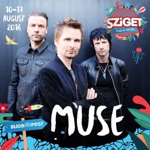 Sziget Festival hlásí samé hvězdy – Muse, David Guetta nebo The Lumineers!