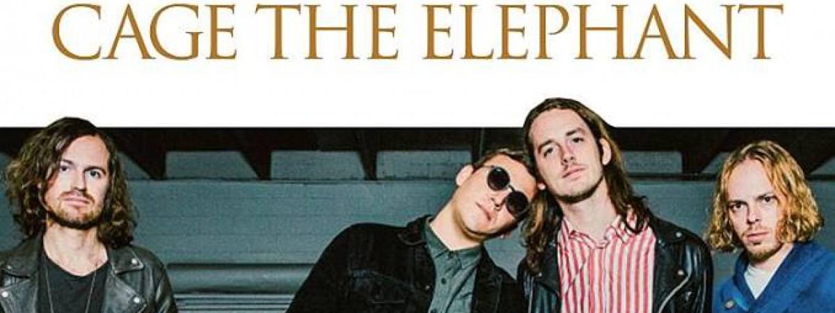 Cage The Elephant přijedou roztančit Lucerna Music Bar