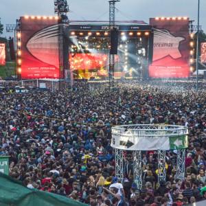 Rock im Park 2016, Zeppelinfeld – Nürnberg, 3.- 5.6.2016