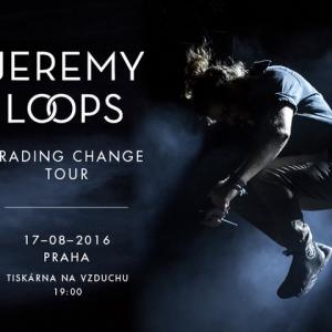 Jeremy Loops se chystá do Prahy!